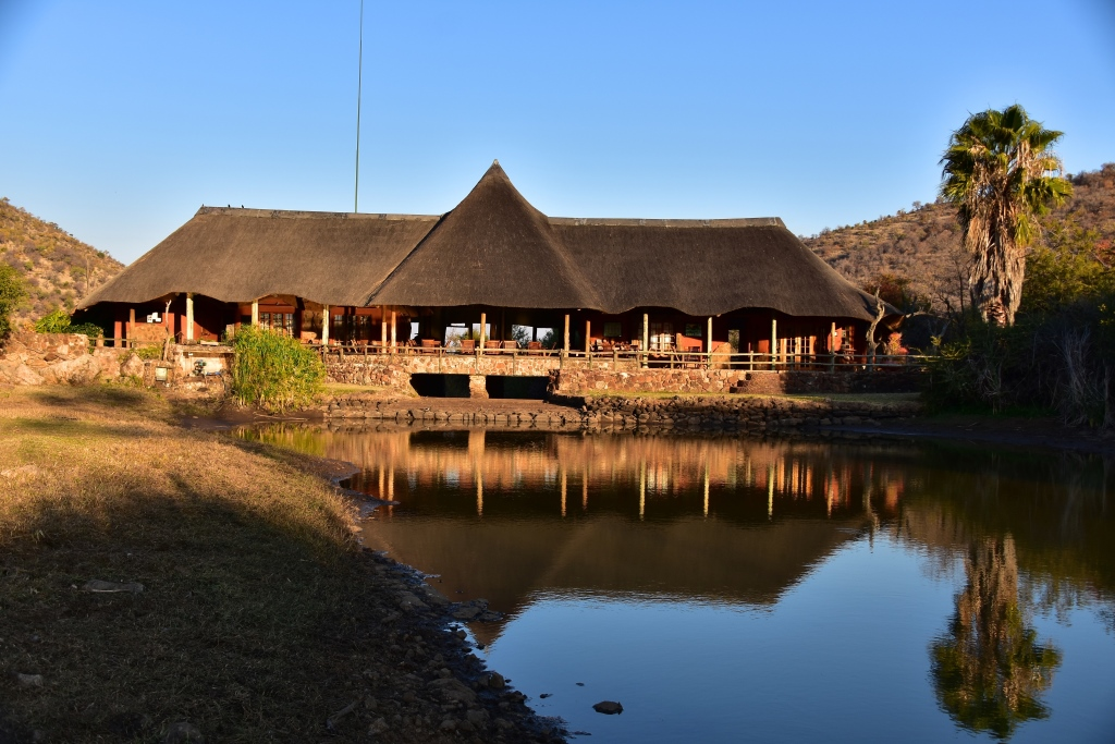 The Wallow Bush venue/ Mankwe Gametrackers _Pilanesberg National Park, North West South Africa
