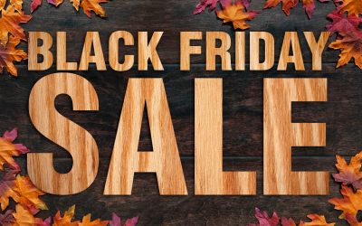 Black Friday on the 27 November means huge discounts on adventures